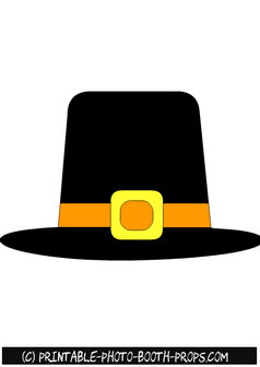 Black Pilgrim's Hat