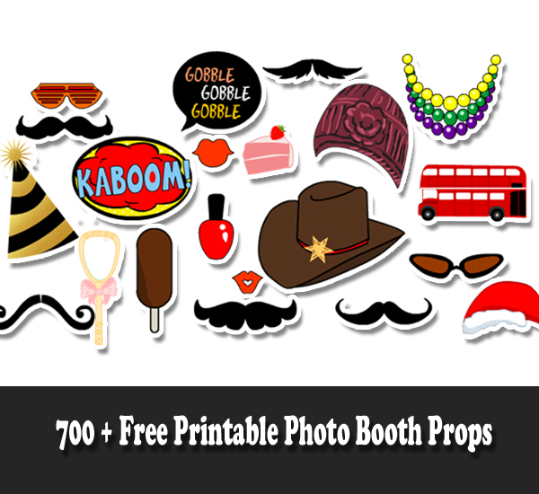 graphic about Photo Props Printable identify 700+ Free of charge Printable Photograph Booth Props