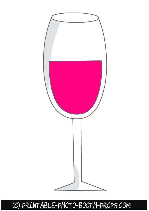 Drink From Wine Bottle Glass