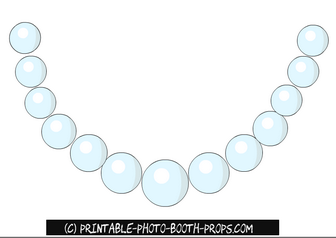 Free Pritable Pearls Prop