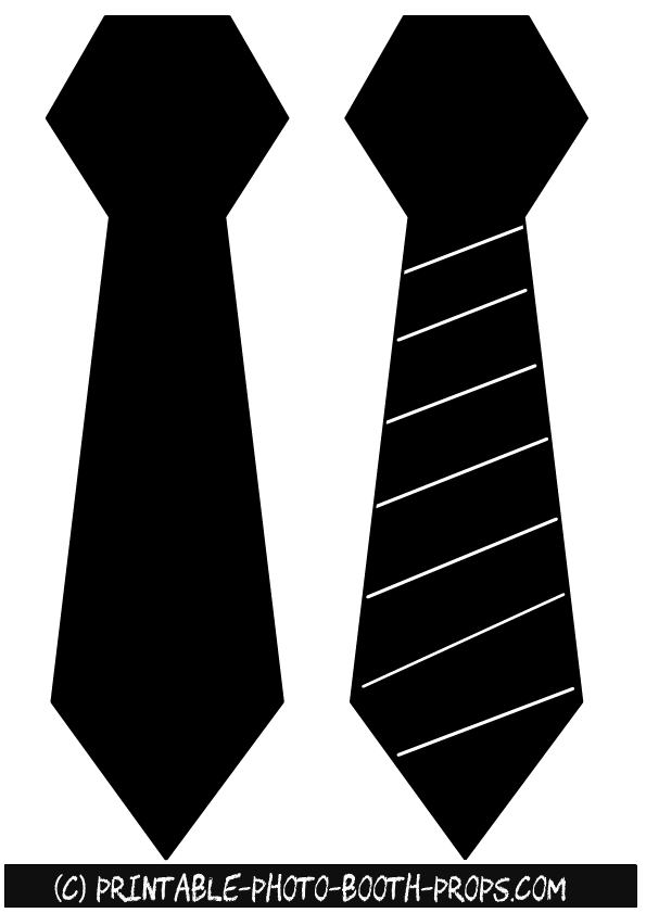 image about Printable Ties named No cost Printable Commencement Image Booth Props